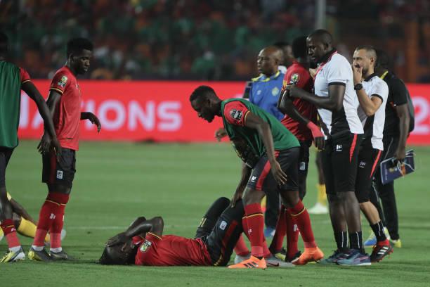 EGY: 2019 Africa Cup Of Nations Uganda Vs Zimbabwe