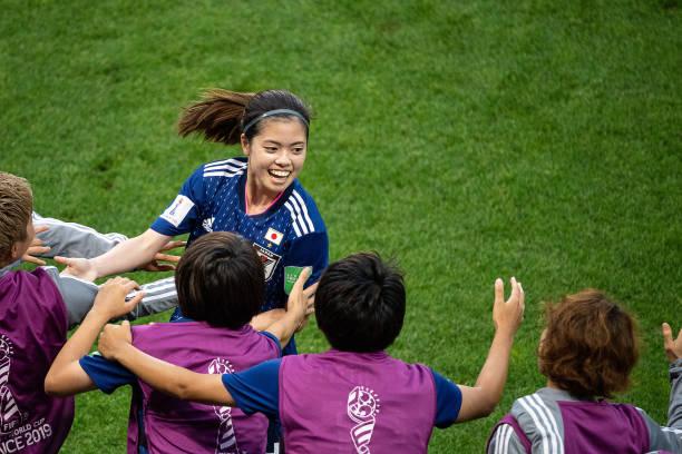 FRA: Women's Football World Cup - Netherlands - Japan