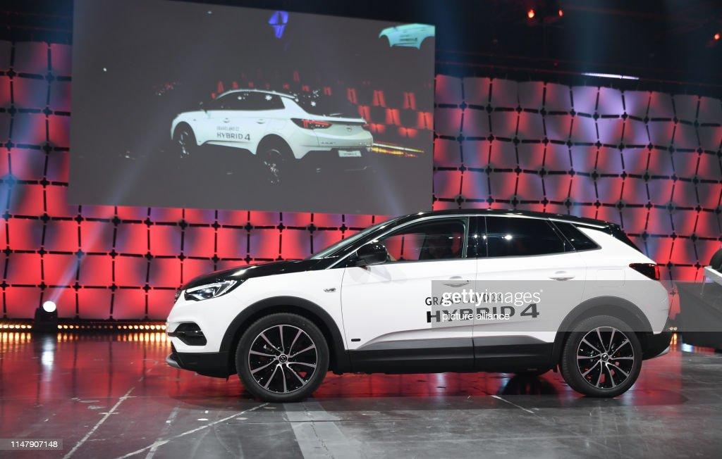 2019 Opel Grandland X Hybrid4 Release Date >> The New Opel Grandland X Hybrid 4 Will Be Presented At