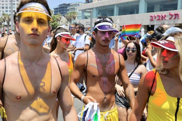 ISR: Tel Aviv Gay Pride Parade