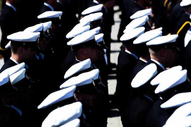 "DEU: German Navy Puts Frigate ""Baden-Wuerttemberg"" Into Service"