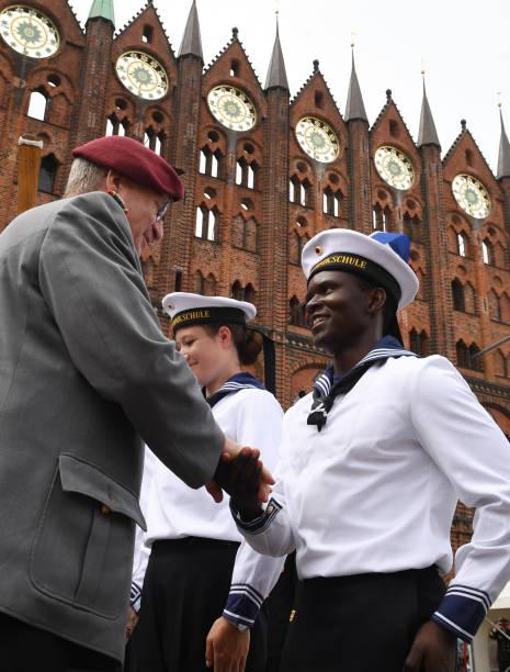 DEU: German Armed Forces Day