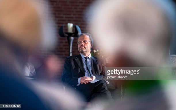 June 2019, North Rhine-Westphalia, Dortmund: Felix Klein, Federal Government Commissioner for Anti-Semitism, discusses the danger of Muslim...