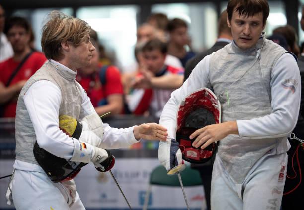 DEU: Fencing - European Championship