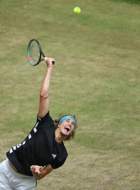 DEU: ATP Tournament In Halle