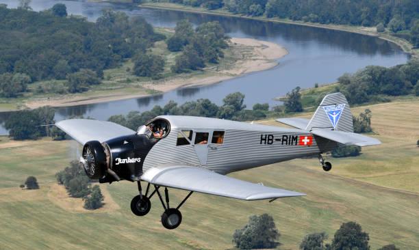 DEU: 100 Years Junkers F13