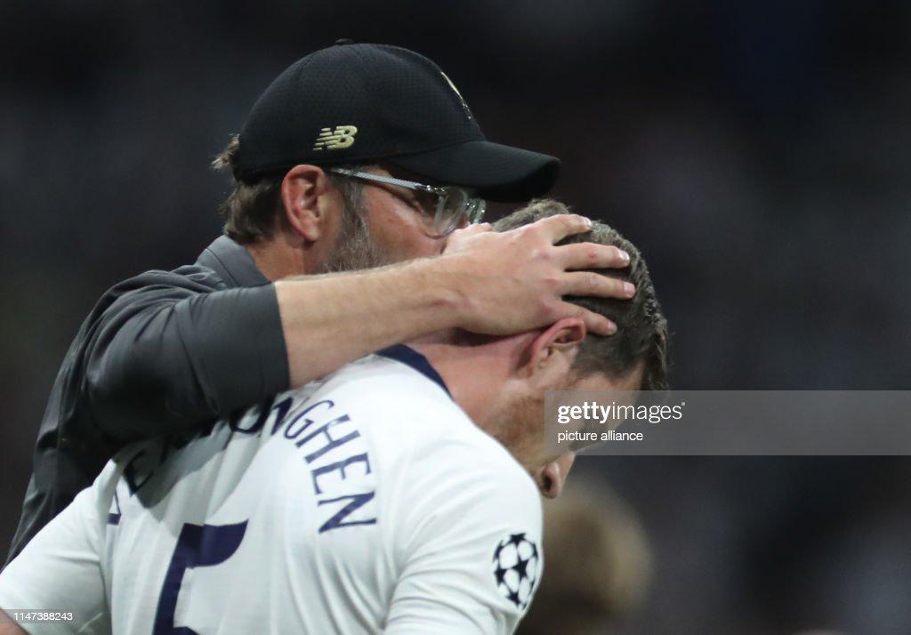 Champions League, Final Tottenham Hotspur - FC Liverpool at
