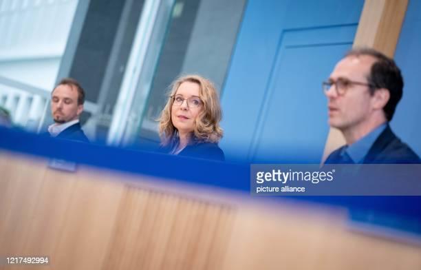 Claudia Kemfert , German Institute for Economic Research , Holger Bär , Forum Ökologisch-Soziale Marktwirtschaft and Martin Kaiser , Managing...