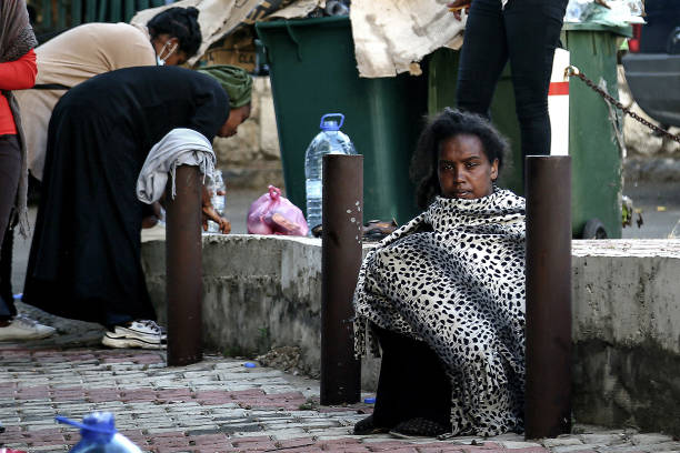 LBN: Ethiopian Domestic Workers In Lebanon