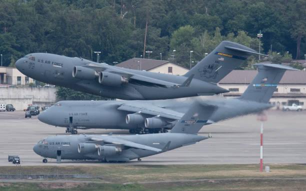 DEU: US Airbase Ramstein