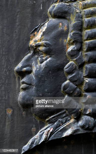 A relief with the portrait of the composer Johann Sebastian Bach can be seen at the castle in Köthen Bach worked here between 1717 and 1723 as Court...