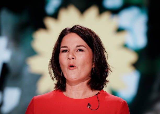DEU: Federal Party Conference Of The Greens - Day Two