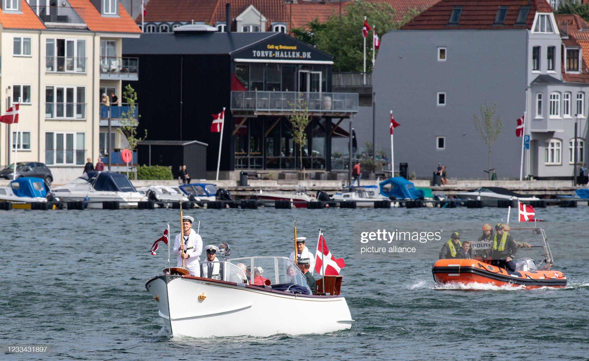 Federal President Steinmeier in Denmark : News Photo