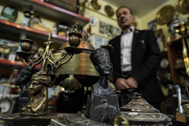 IRQ: Iraqi Man Converts House Into Museum In Mosul