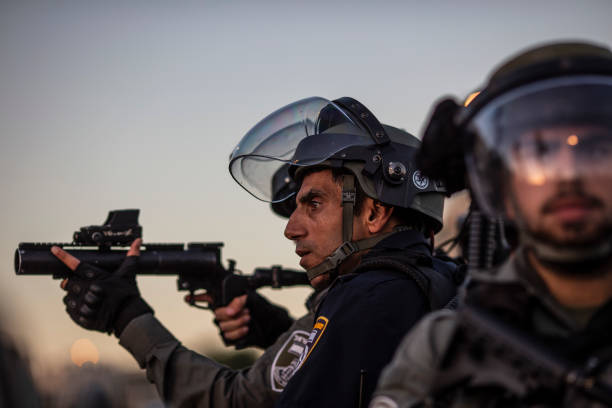 ISR: Clashes In Jerusalem