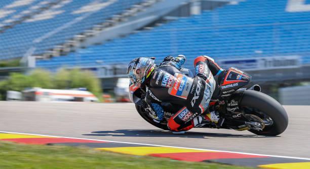 DEU: Moto GP Germany - Free Practice