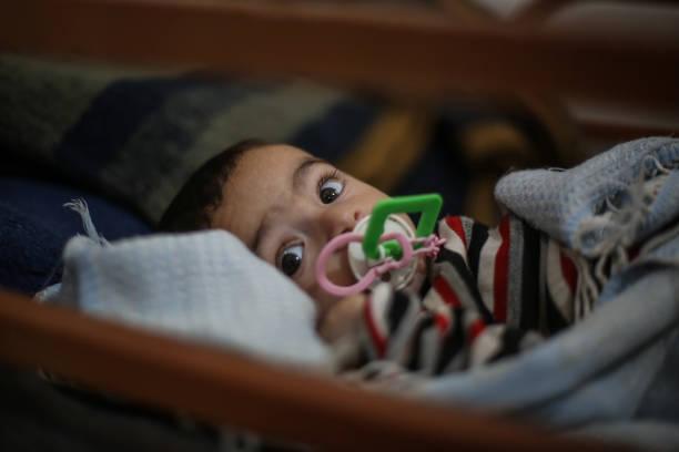 SYR: Child Malnutrition In Syria
