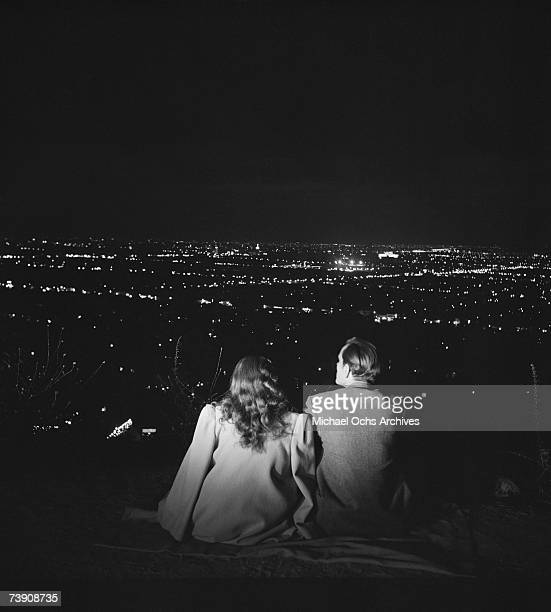 June 23 California Hollywood Mulholland Drive