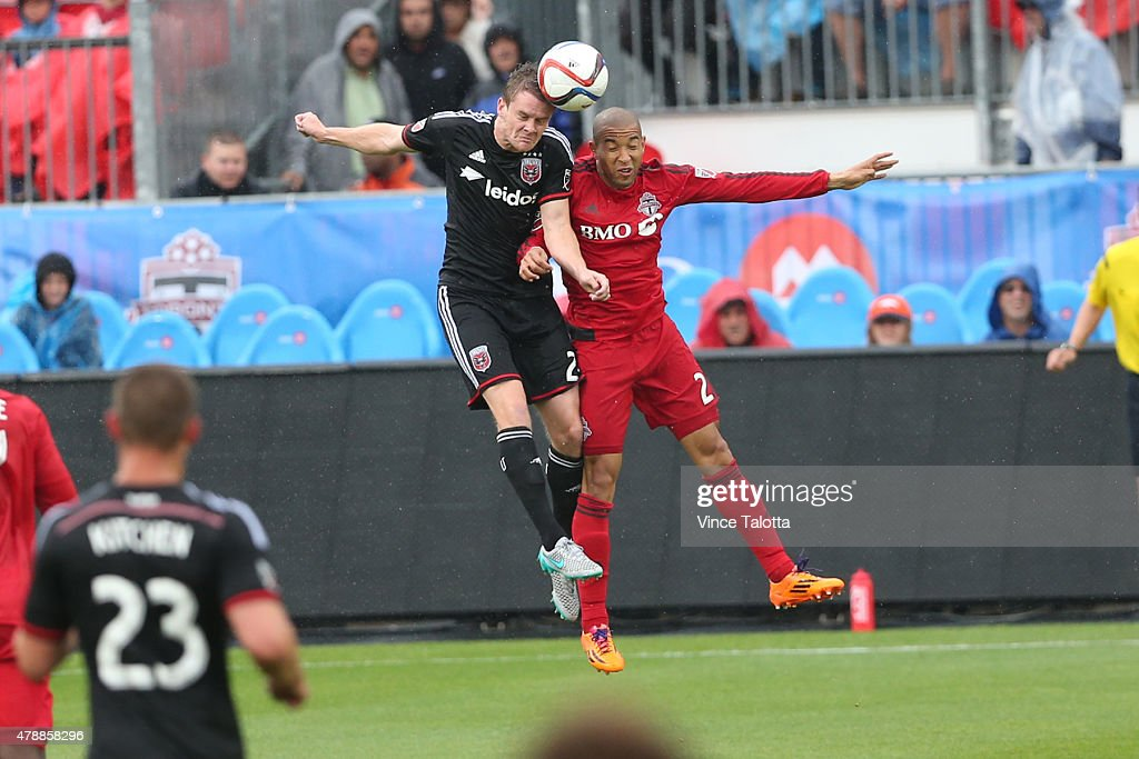 Toronto FC Vs D.C. United : News Photo