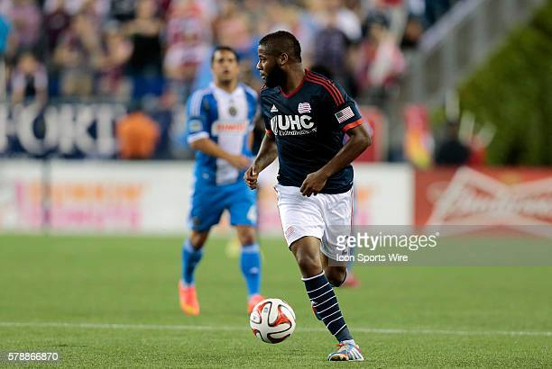 New England Revolution's Andrew Farrell The Philadelphia Union defeated the New England Revolution 31 in a regular season Major League Soccer match...