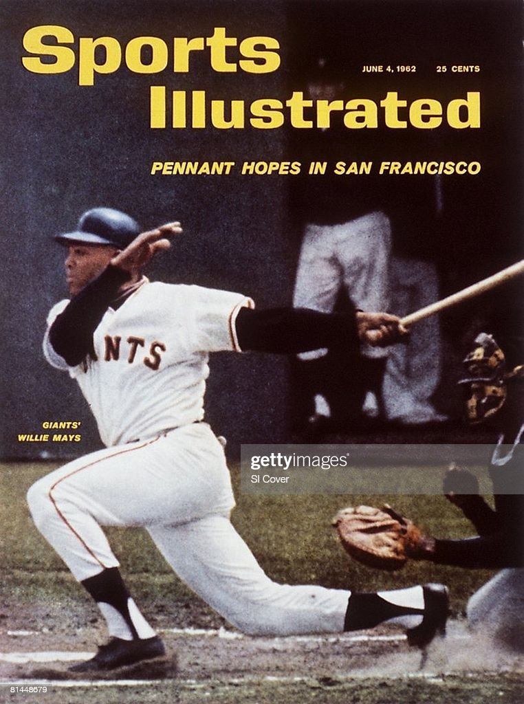 San Francisco Giants Willie Mays... : News Photo