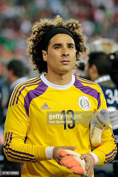 Mexico's Guillermo Ochoa The men's national team of Portugal defeated the men's national team of Mexico 10 in a final international friendly before...