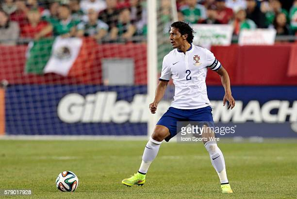 Portugal's Bruno Alves The men's national team of Portugal defeated the men's national team of Mexico 10 in a final international friendly before the...