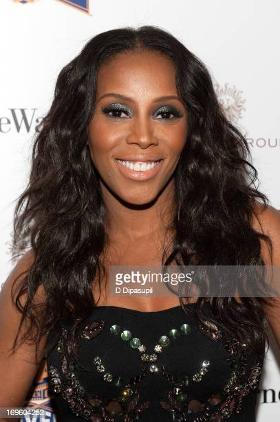 June Ambrose attends Adcolor Live 2013 at Time Warner Theater on May 28 2013 in New York City