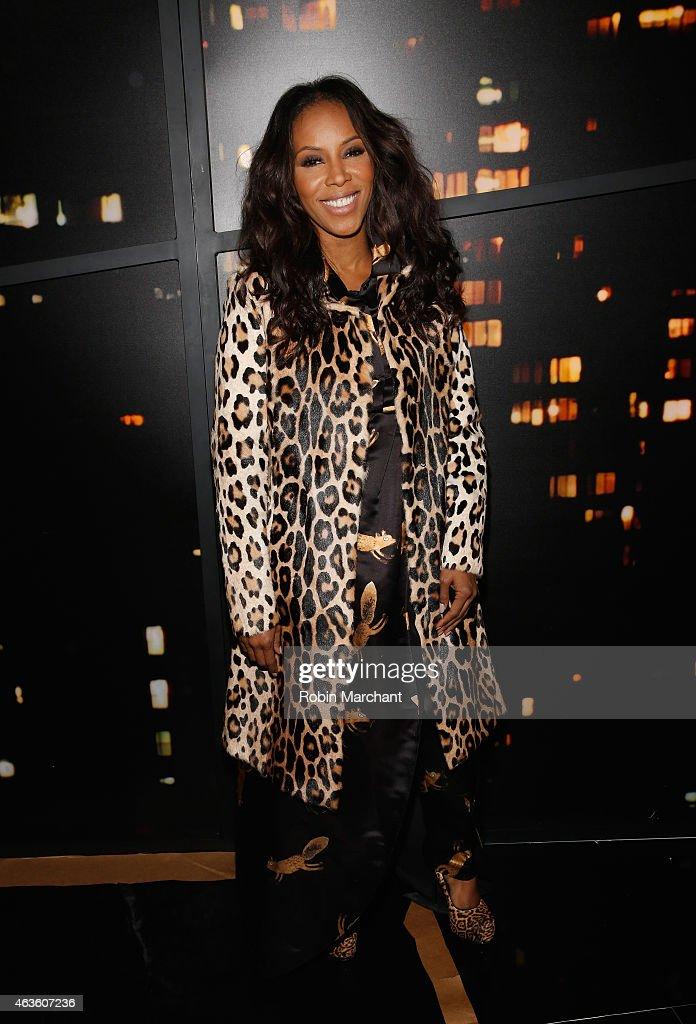 Donna Karan New York - Front Row & Backstage - Mercedes-Benz Fashion Week Fall 2015