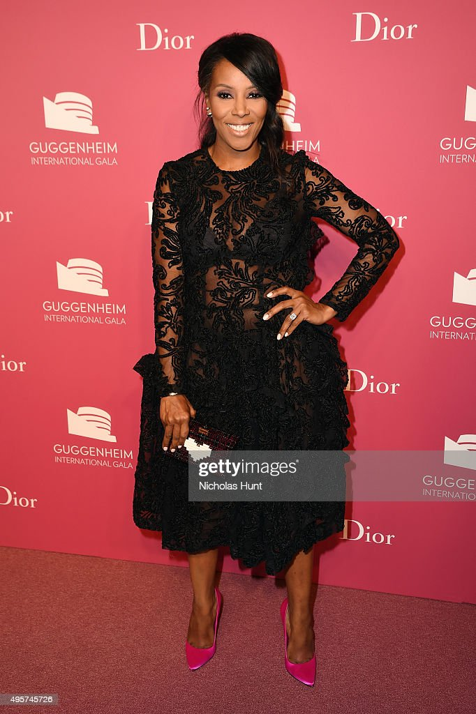 2015 Guggenheim International Gala Pre-Party Made possible By Dior