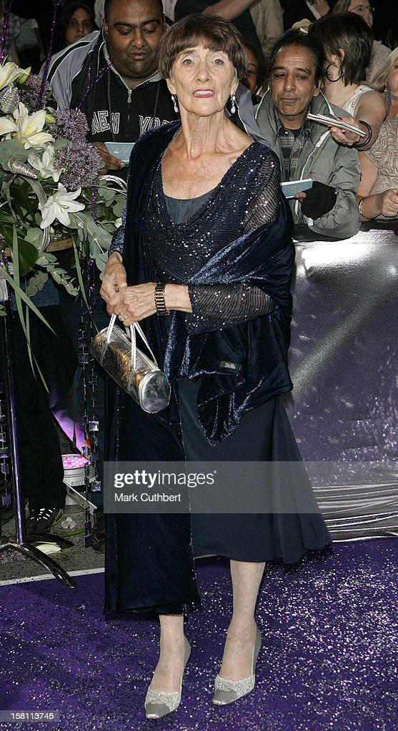 2007 British Soap Awards : News Photo
