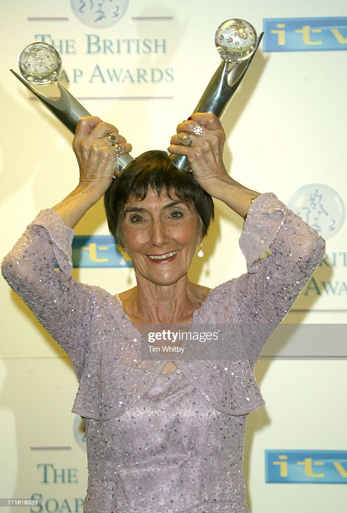 The 2005 British Soap Awards - Press Room