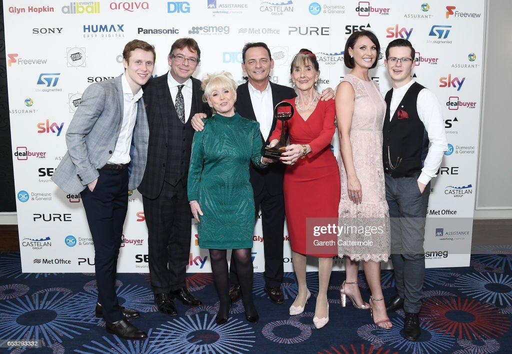 TRIC Awards 2017 - Winners Room : News Photo