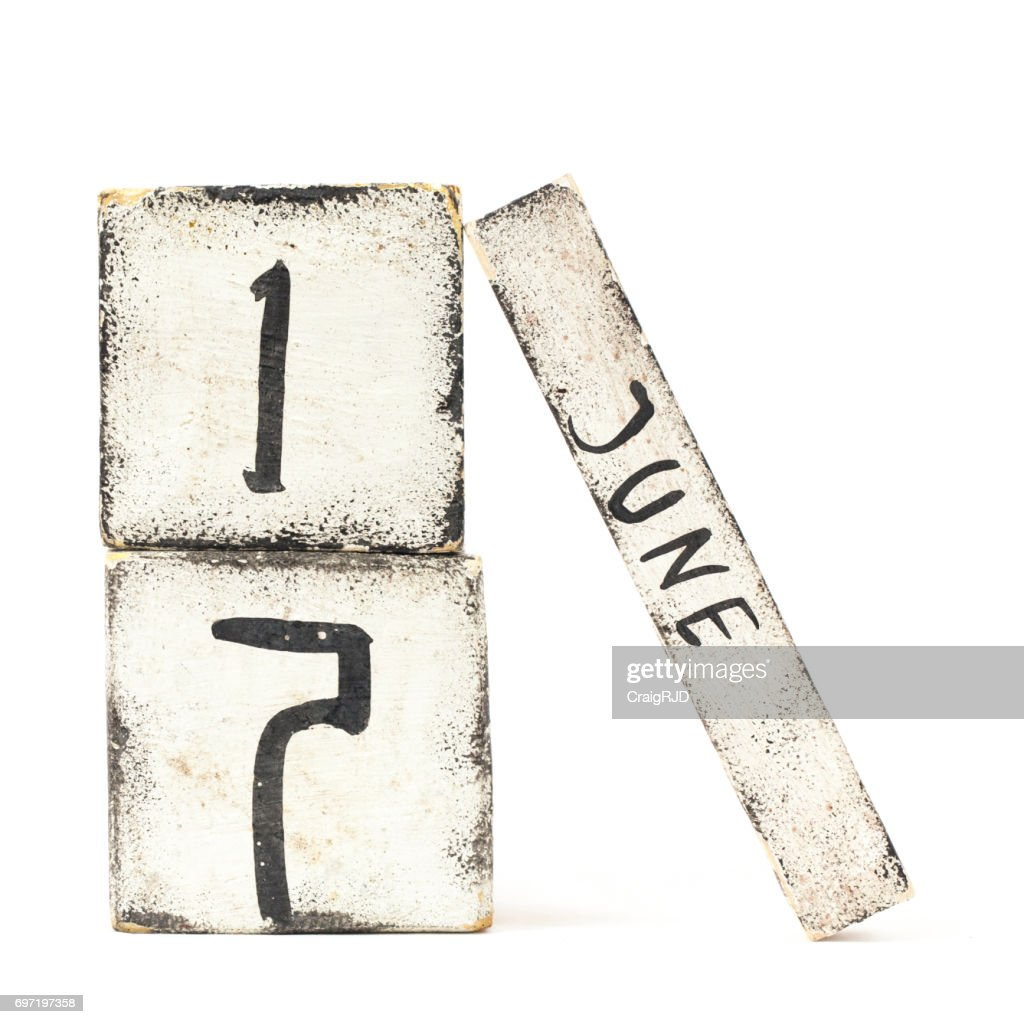 June Calendar Dates Stock Photo Getty Images