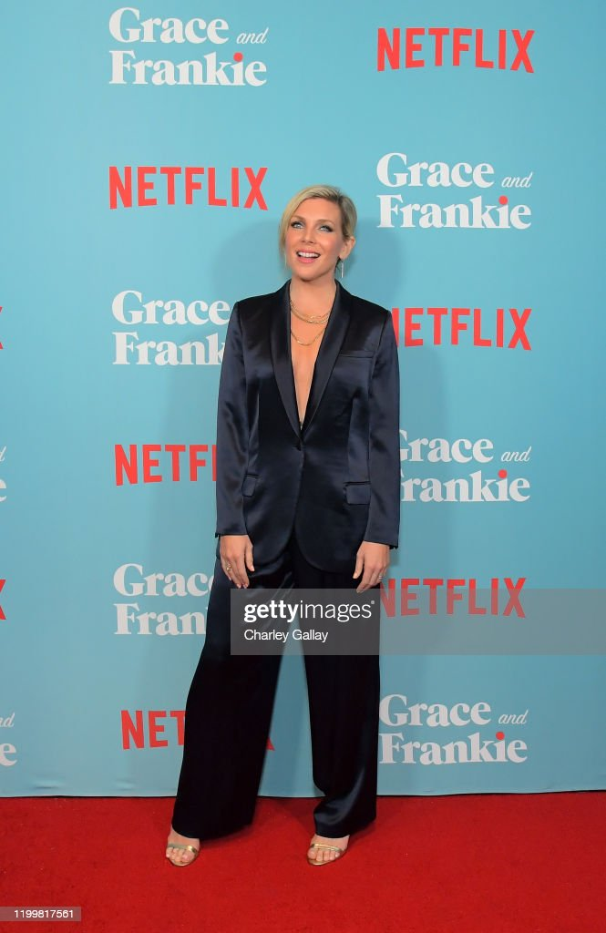 "Netflix Presents A Special Screening Of ""GRACE AND FRANKIE"" - Season 6 : News Photo"