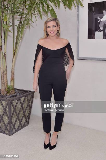 June Diane Raphael attends The 21st CDGA at The Beverly Hilton Hotel on February 19 2019 in Beverly Hills California