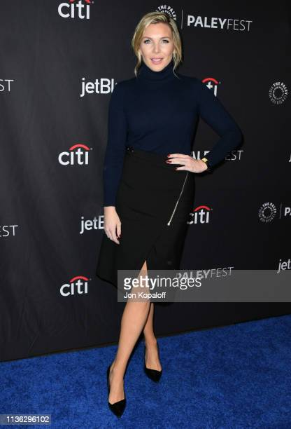 June Diane Raphael attends The Paley Center For Media's 2019 PaleyFest LA Grace And Frankie at Dolby Theatre on March 16 2019 in Hollywood California