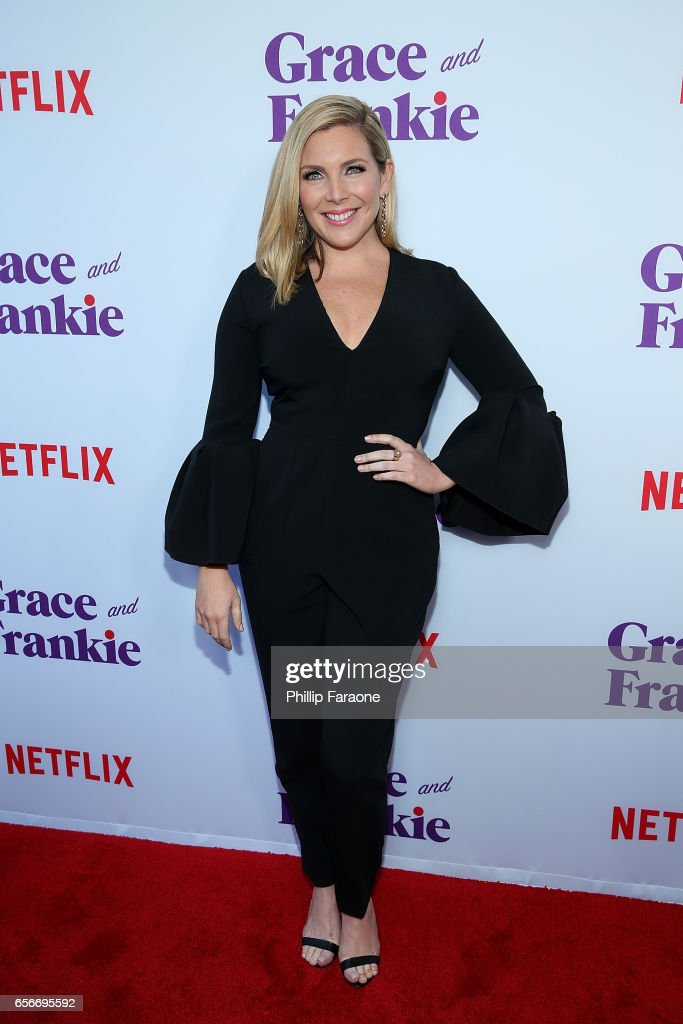 """Screening For Netflix's """"Grace And Frankie"""" Season 3 - Arrivals"""