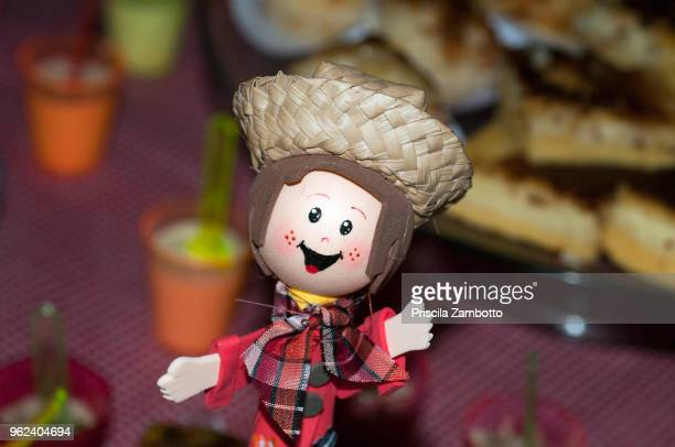 june festival decoration - candy dolls fotografías e imágenes de stock