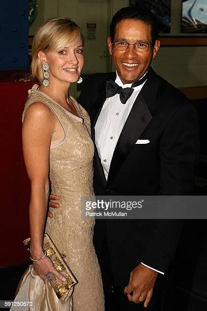 June Gumbel and Bryant Gumbel attend 11th Annual Arthur Ashe Institute For Urban Health Sportsball and Award Ceremony at Chelsea Piers on April 28...