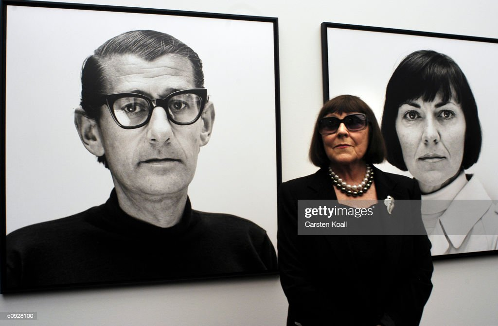 Germany: Permanent Helmut Newton Exhibition Opens In Berlin : News Photo