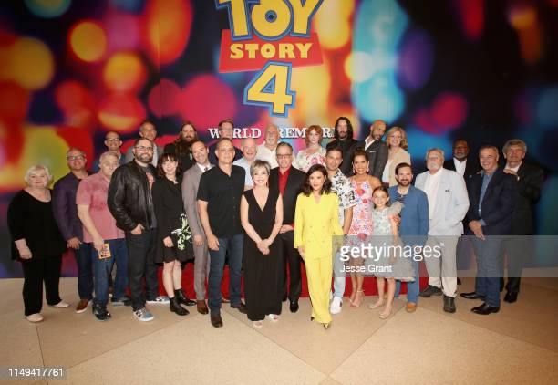 June Squibb, Producer Mark Nielsen, Composer Randy Newman, Chief Creative Officer of Pixar Animation Studios Pete Docter, Director Josh Cooley,...