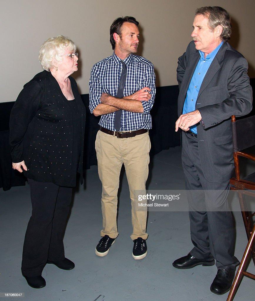 """New York Film Critics Series Screening Of """"Nebraska"""" : News Photo"""