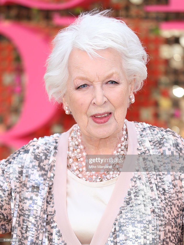 """Absolutely Fabulous: The Movie"" - World Premiere - Red Carpet : News Photo"