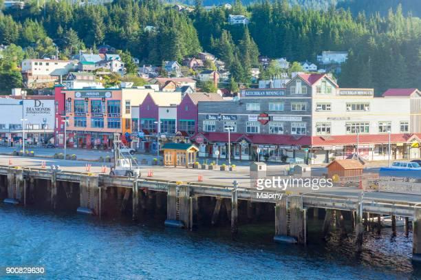 Juneau Skyline - Alaska, USA