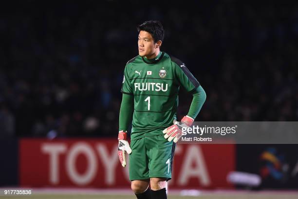Jung Sungryong of Kawasaki Frontale shows dejection after his side's 01 defeat in the AFC Champions League Group F match between Kawasaki Frontale...