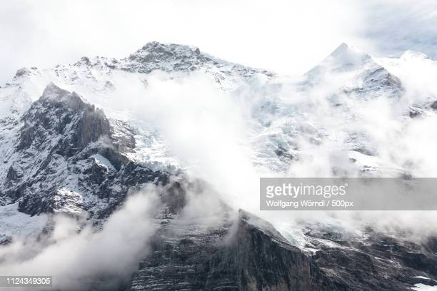 jungfrau - wolfgang wörndl stock pictures, royalty-free photos & images