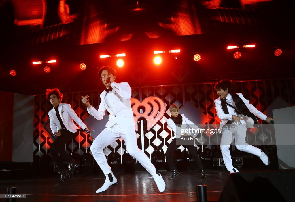 102.7 KIIS FM Jingle Ball – SHOW : News Photo