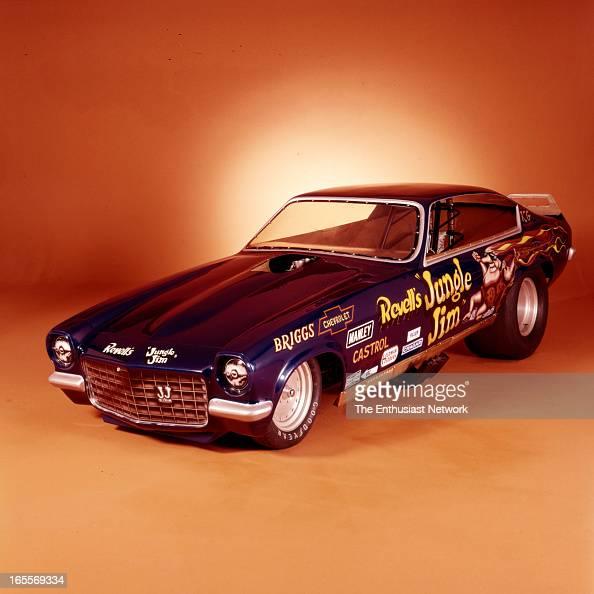 Jungle Jim Liberman Chevy Vega Funny Car