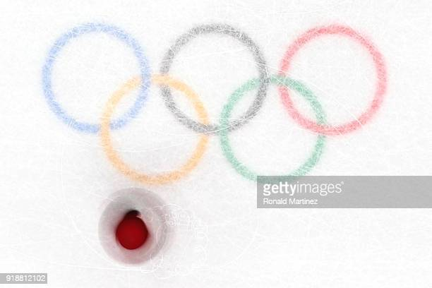 Junhwan Cha of Korea competes during the Men's Single Skating Short Program at Gangneung Ice Arena on February 16 2018 in Gangneung South Korea